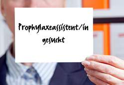 Prophylaxeassistent/-in
