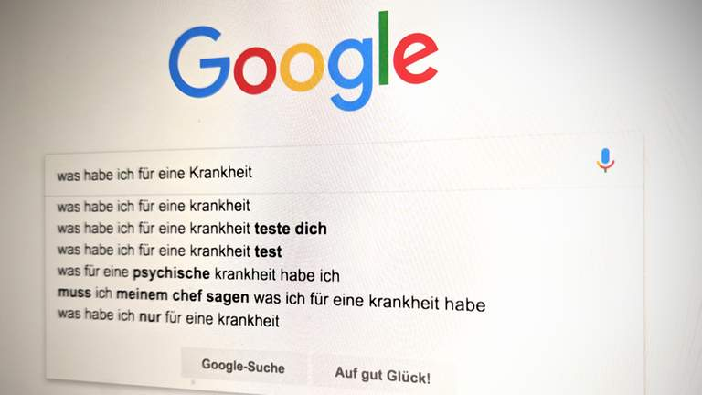 """""""Dr. Google"""" – 40% der Deutschen nutzen Suchmaschinen bei Gesundheitsfragen"""