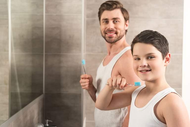 Dreimal täglich Zähne putzen schützt vor Herzinfarkt