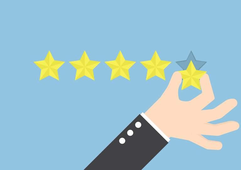 Bewertungsportale: sinnvolle Entscheidungshilfe oder undurchsichtige Verbrauchermanipulation.