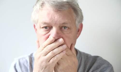 Anzeichen für eine Parodontitis